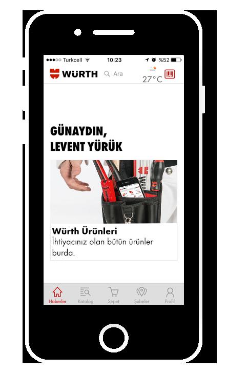 Würth App
